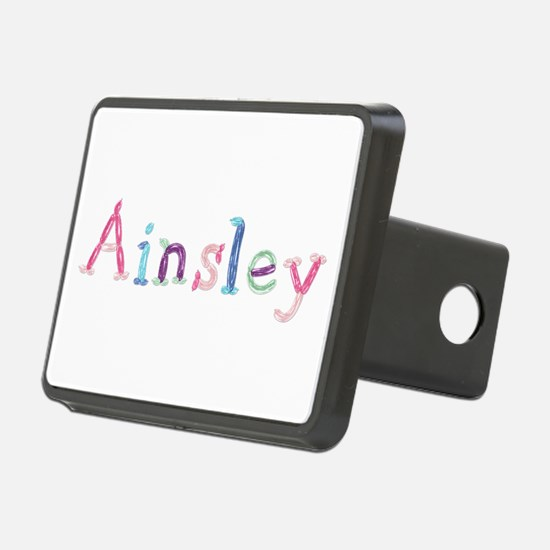 Ainsley Princess Balloons Hitch Cover