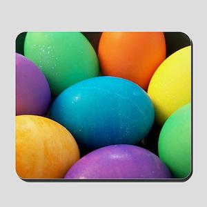 Easter Eggs Mousepad