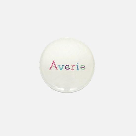 Averie Princess Balloons Mini Button