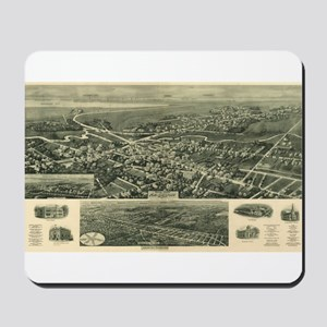 Absecon, New Jersey Mousepad
