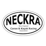 Oval Sticker - NECKRA
