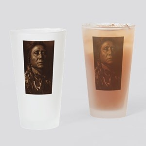 native americans Drinking Glass
