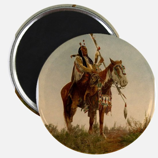 native americans Magnets