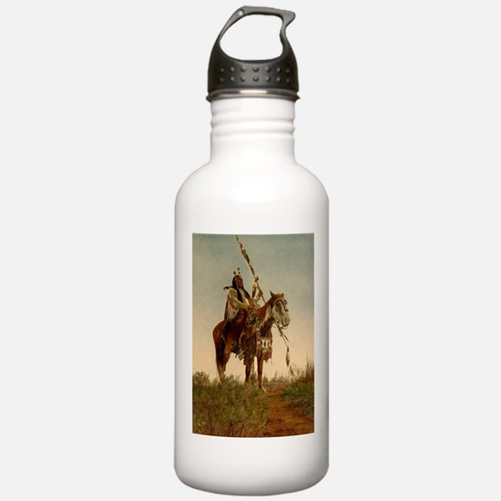 native americans Water Bottle