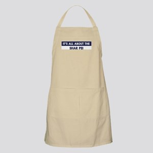 About SHAR PEI BBQ Apron