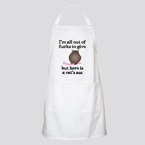 Rat's Ass Apron