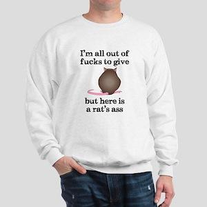 Rat's Ass Sweatshirt