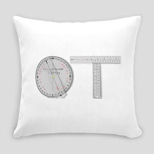 goniometer design Everyday Pillow