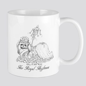 Pekingese Royalty Mugs