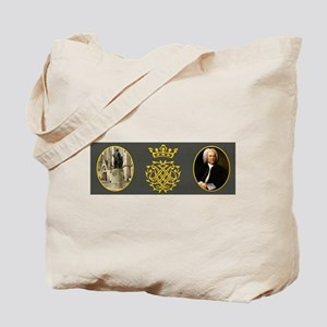 J.S. Bach Tote Bag