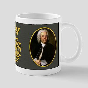 J.S. Bach Mugs