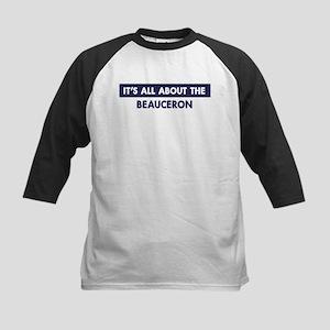 About BEAUCERON Kids Baseball Jersey