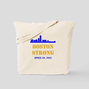 Boston Strong 2015 Tote Bag