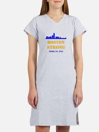 Boston Strong 2015 Women's Nightshirt