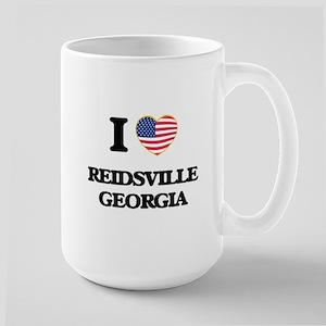 I love Reidsville Georgia Mugs