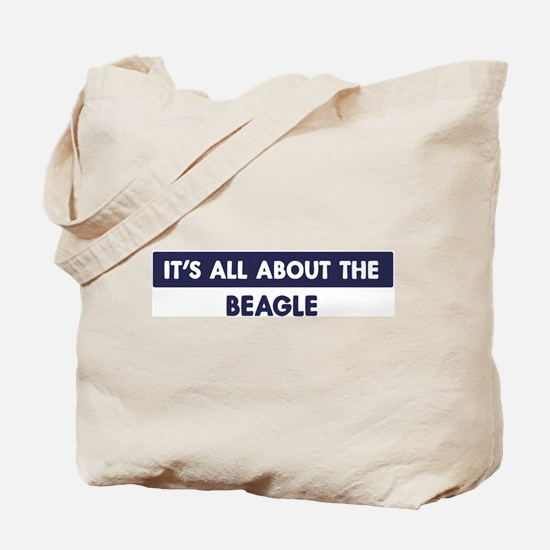 About BEAGLE Tote Bag