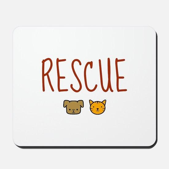 Rescue Mousepad