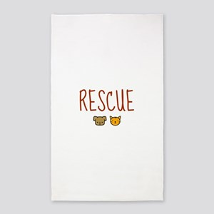Rescue Area Rug