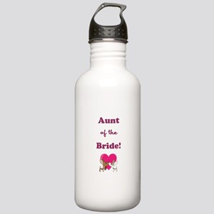 AUNT of the BRIDE Stainless Water Bottle 1.0L
