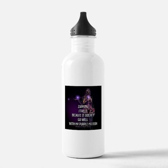 Purple Warrior © Water Bottle