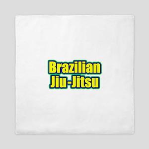 Brazilian Jiu-Jitsu Queen Duvet