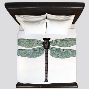 Dragonfly King Duvet