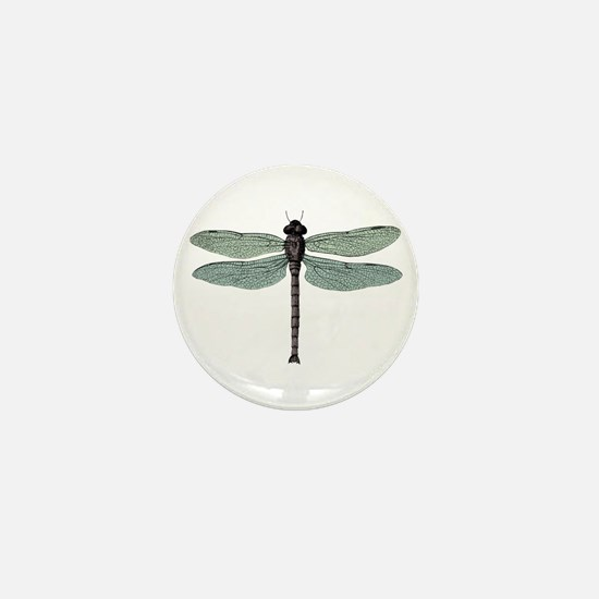Dragonfly Mini Button