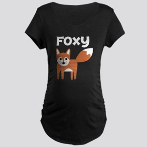 Foxy Maternity Dark T-Shirt