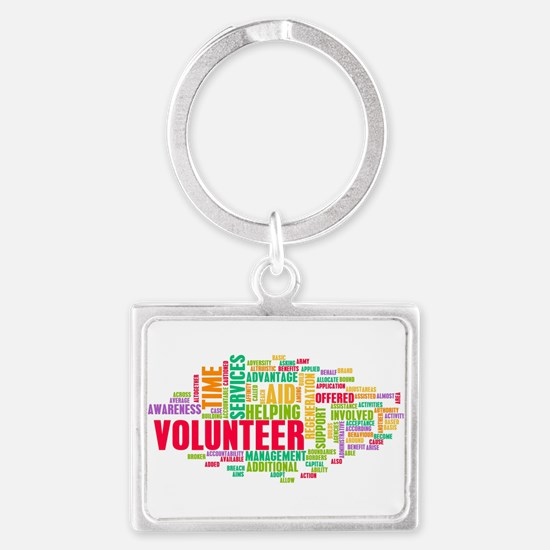 Volunteer Keychains
