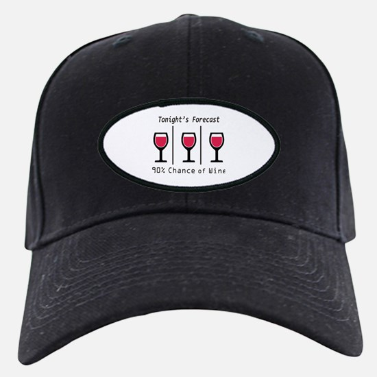 Tonight's Forecast Baseball Hat