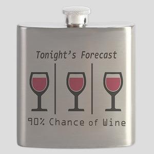 Tonight's Forecast Flask