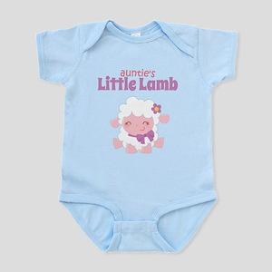 Auntie's Little Lamb Body Suit