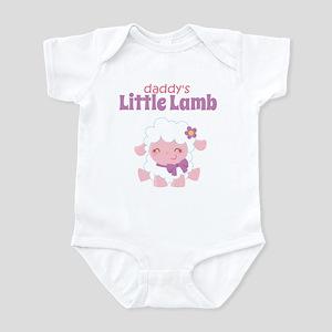 Daddy's Little Lamb Body Suit