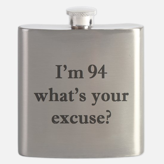 94 your excuse 1C Flask