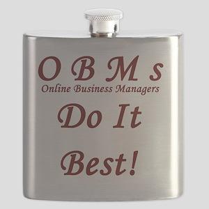 OBMs do it best Flask
