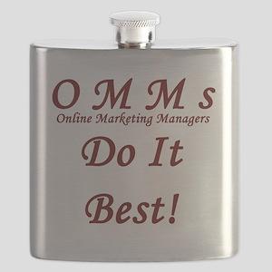 OMM's do it best Flask