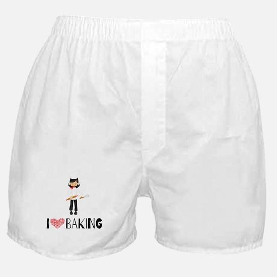 I love Baking Boxer Shorts