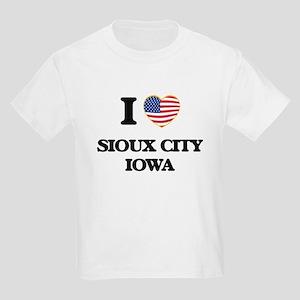 I love Sioux City Iowa T-Shirt