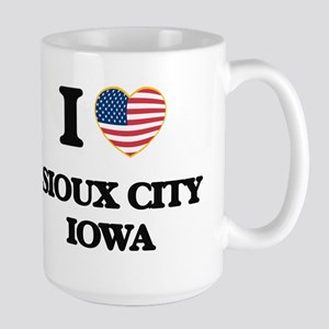 I love Sioux City Iowa Mugs