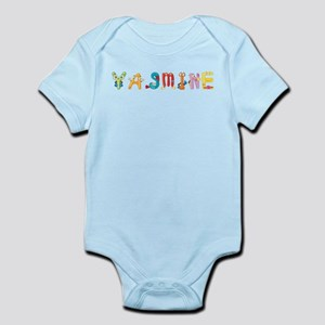 Yasmine Body Suit