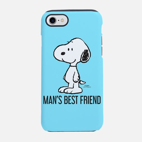 Snoopy: Man's Best Friend iPhone 7 Tough Case