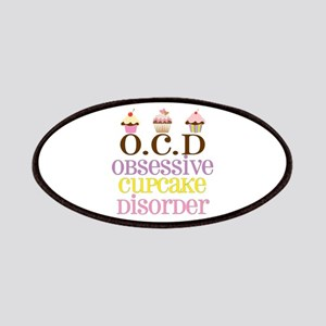 Obsessive Cupcake Disorder Patch