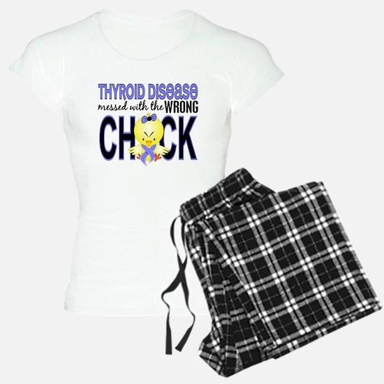 Thyroid Disease MessedWithW Pajamas