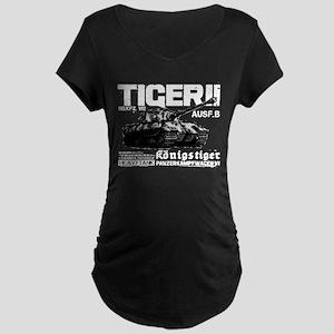 Tiger II Maternity T-Shirt