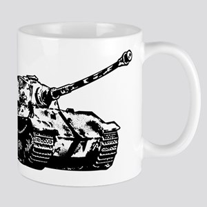 Tiger II Mugs