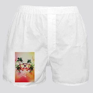 Summer design Boxer Shorts