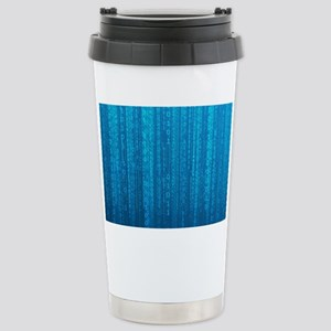 Binary Code Stainless Steel Travel Mug