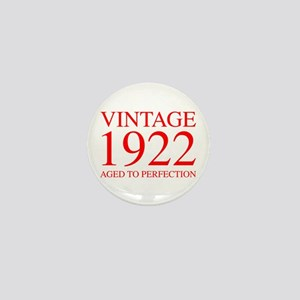 VINTAGE 1922 aged to perfection-red 300 Mini Butto