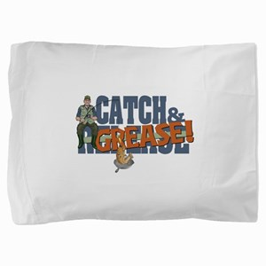 catch grease2 Pillow Sham