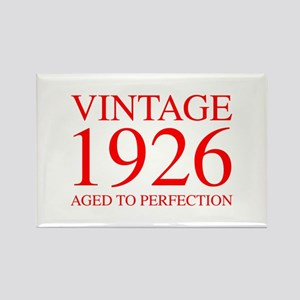 VINTAGE 1926 aged to perfection-red 300 Magnets